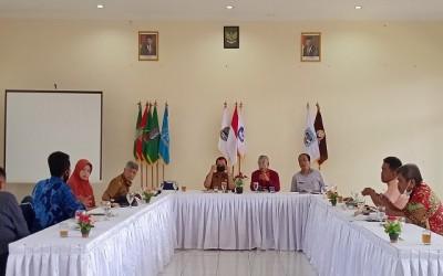 Rapat Bulanan Kepala Sekolah SMK Negeri Kab. Bogor